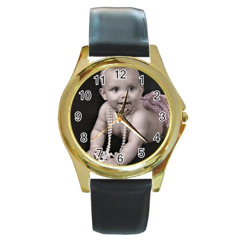 Custom print watch