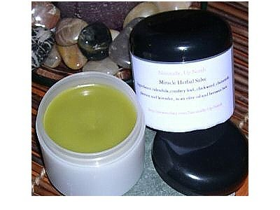 Up North Herbal Salve 4 ounces