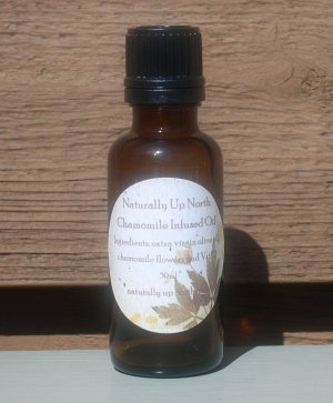 Chamomile Herbal Infused Oil 30ml