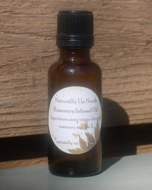 Rosemary Herbal Infused Oil 30ml