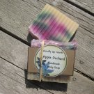 Apple Orchard Handmade Cold Process Vegy Soap Apple Blossoms Red Apples