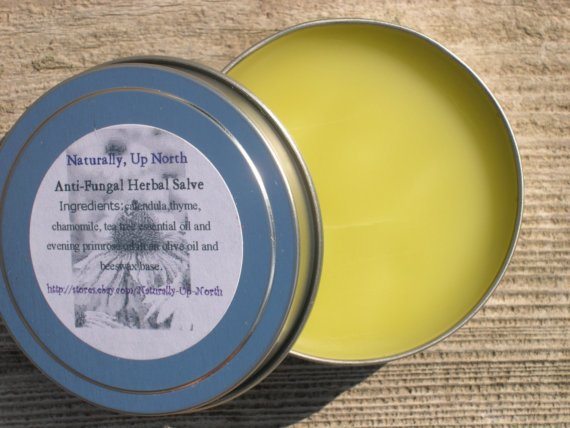 Anti-fungal Herbal Salve