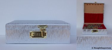 Retail Commercial Trunk Show Bracelet Display Box Wood