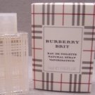 BURBERRY *BRIT*  PERFUME MINI W/BOX  Woman