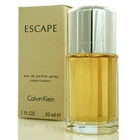 ESCAPE  Calvin Klein Womans EDP SPRAY .5OZ (1/2OZ)