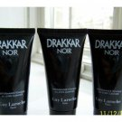 DRAKKAR NOIR Bath and Shower Gel 3 oz. NEW