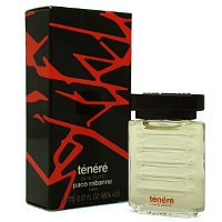 TENERE by PACO RABANNE  EDT 5 ml lot of 10 pcs Rare
