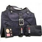 Lancome Handbag with Cosmetic case & make up set