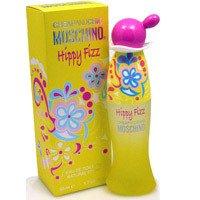 HIPPY FIZZ Moschino Perfume EDT 1.7 Oz Woman NIB