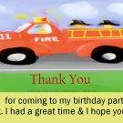 Fire Truck Tq