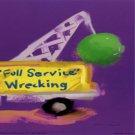 Wrecking Truck