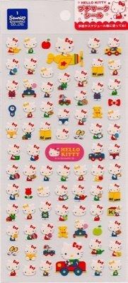 SANRIO Hello Kitty Sticker Set
