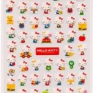SANRIO Hello Kitty & Mimmy Sticker Set Amusement Park