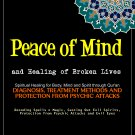 Peace of Mind and Healing of Broken Lives