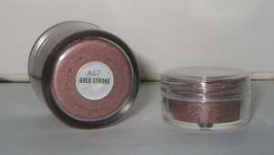MAC - Gold Stroke 1/4 tsp Pigment Sample