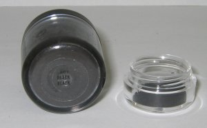 MAC - Black Black 1/4 tsp Pigment Sample