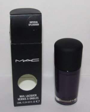 MAC - Imperial Splendour Nail Polish - NIB
