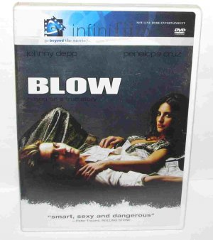 Blow DVD - Infinifilm Edition
