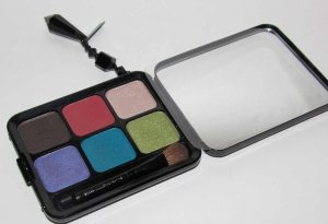 MAC - Sudette: 6 Intense Eyes Palette