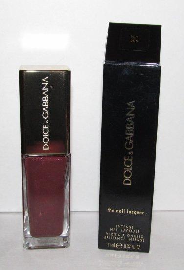 Dolce & Gabbana Nail Polish - Soft - NIB