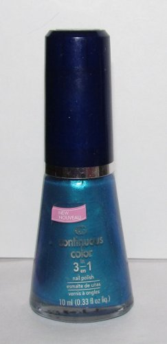 Cover Girl Nail Polish - Electric Blue
