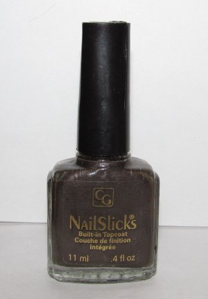 Cover Girl Nail Polish - Smoky Topaz 421 - NEW