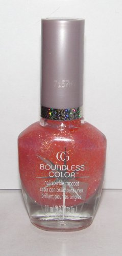 Cover Girl Nail Polish - Pink Twinkle 420 - NEW