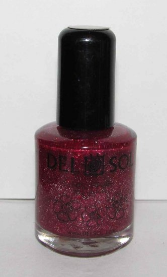 Del Sol Nail Polish - Heartbreaker - NEW