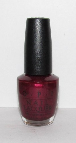 OPI  Nail Polish - Bogota Blackberry - NEW