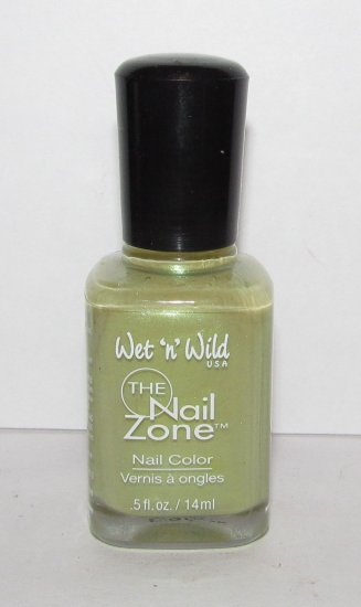 Wet 'n' Wild Nail Polish - The Nail Zone - It's Ovah! - NEW