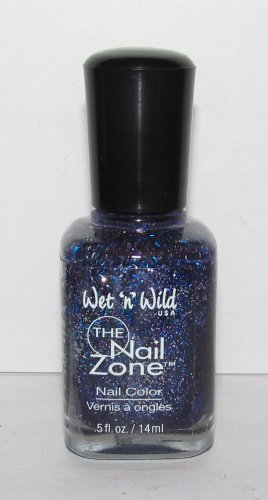 Wet 'n' Wild Nail Polish - The Nail Zone - Leave 'Em - NEW