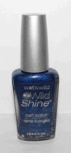 Wet 'n' Wild Nail Polish - Wild Shine - Sapphire Blue