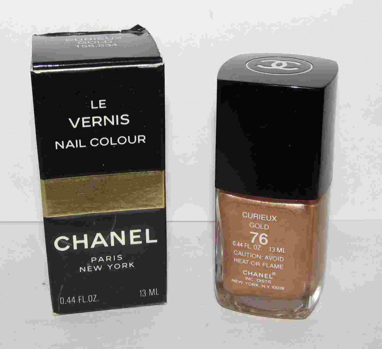 CHANEL - Curieux (Gold) - NIB