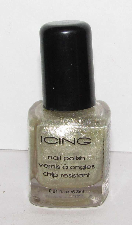 Icing Nail Polish - NEW - Oscar