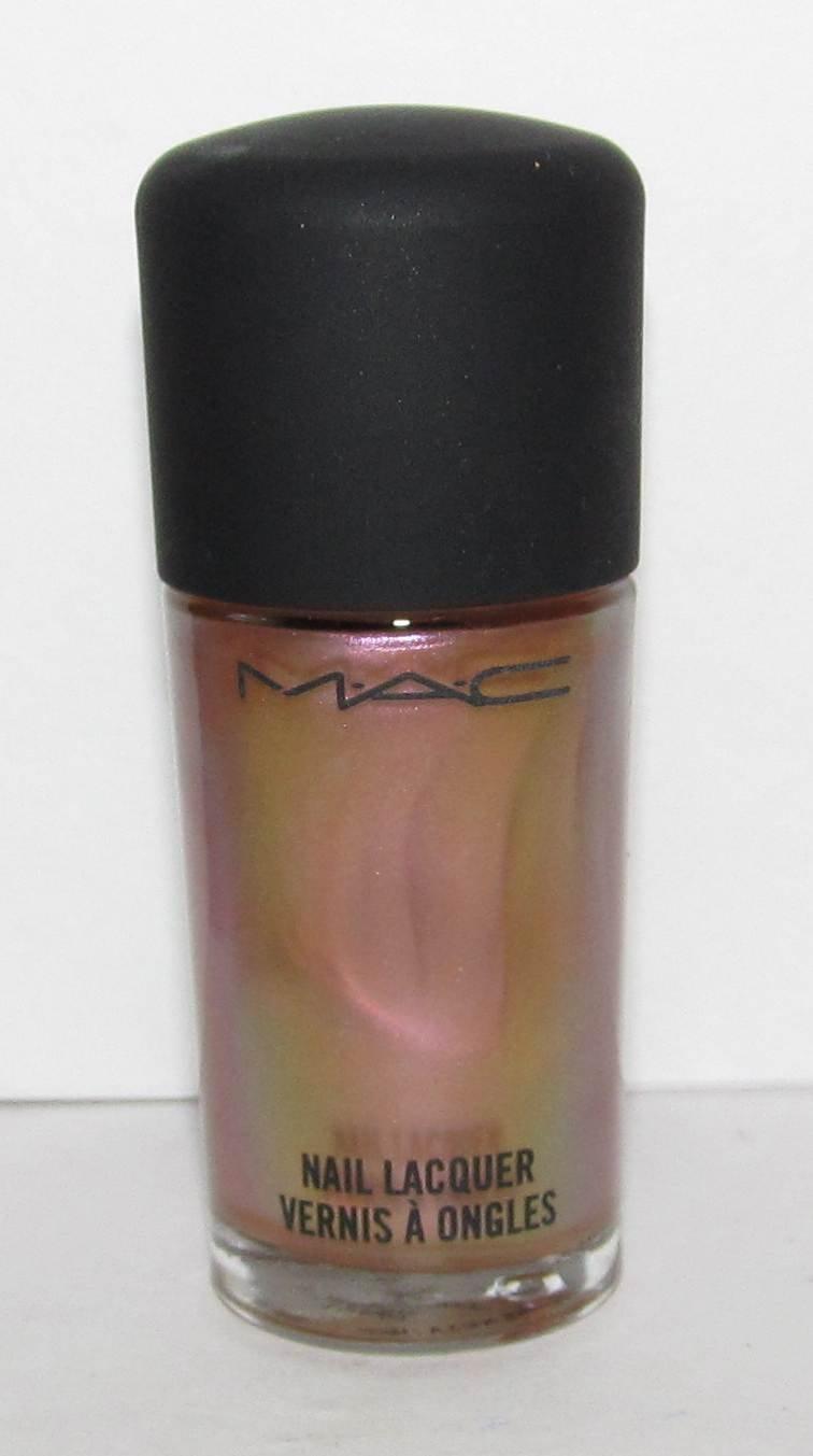 MAC - Demi-Blanc Nail Polish - NEW