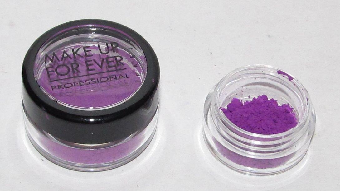 MAKE UP FOR EVER - 14 Violet 1/4 tsp Pure Pigment Sample