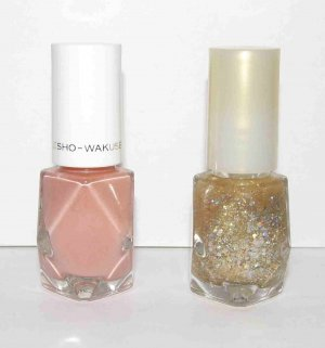 Kesho-Wakusei -2 Nail Polish Set