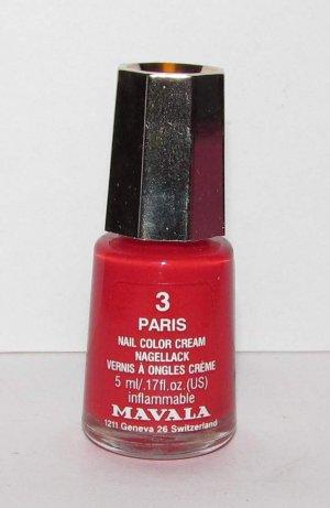 Mavala Nail Polish - Paris (mini bottle)