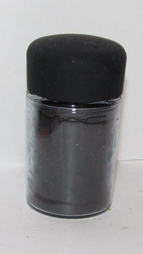 MAC - Black Black 1/4 tsp Pigment Sample w/Original Jar