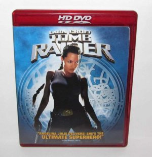 Lara Croft - Tomb Raider HD-DVD - LIKE NEW