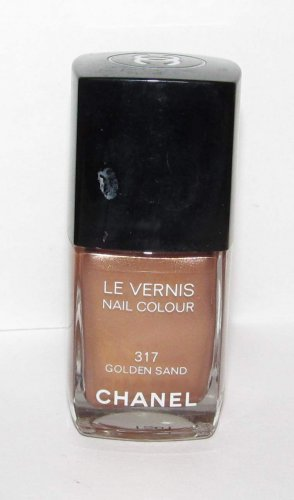 CHANEL Nail Polish - Golden Sand 317
