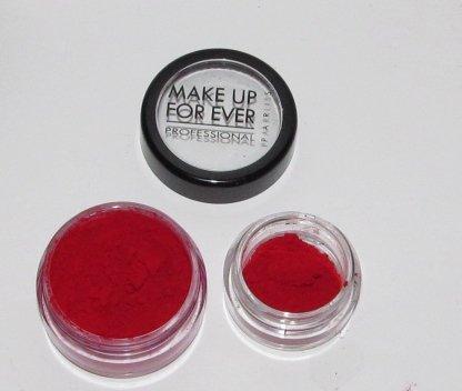 MAKE UP FOR EVER - 8 Carmine 1/4 tsp Pure Pigment Sample