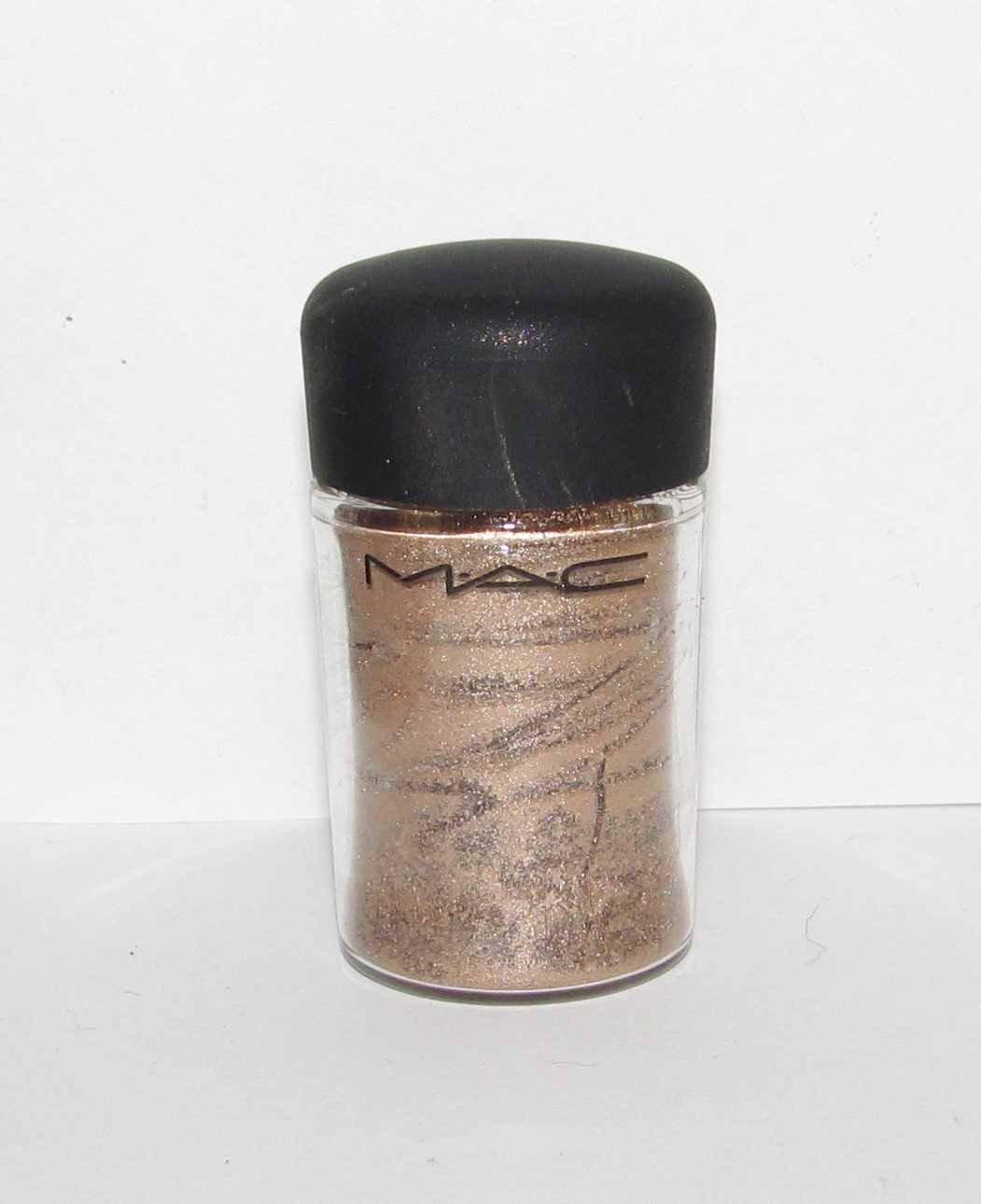 MAC - Blonde's Gold 1/4 tsp Pigment Sample w/Original Jar