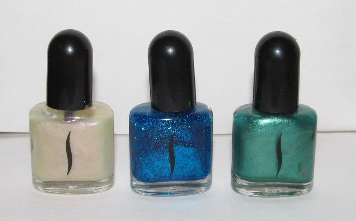 Sephora Nail Polish - set of 3 minis