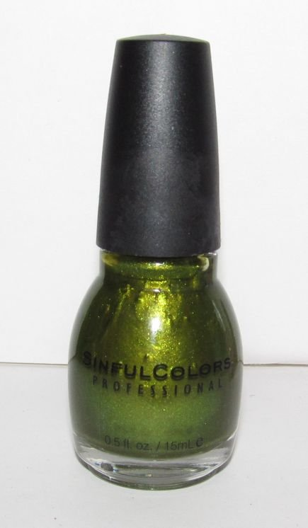 Sinful Colors Nail Polish - Show Me The Way 833 - NEW