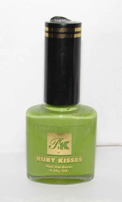 Ruby Kisses Nail Polish - Green Grass 47