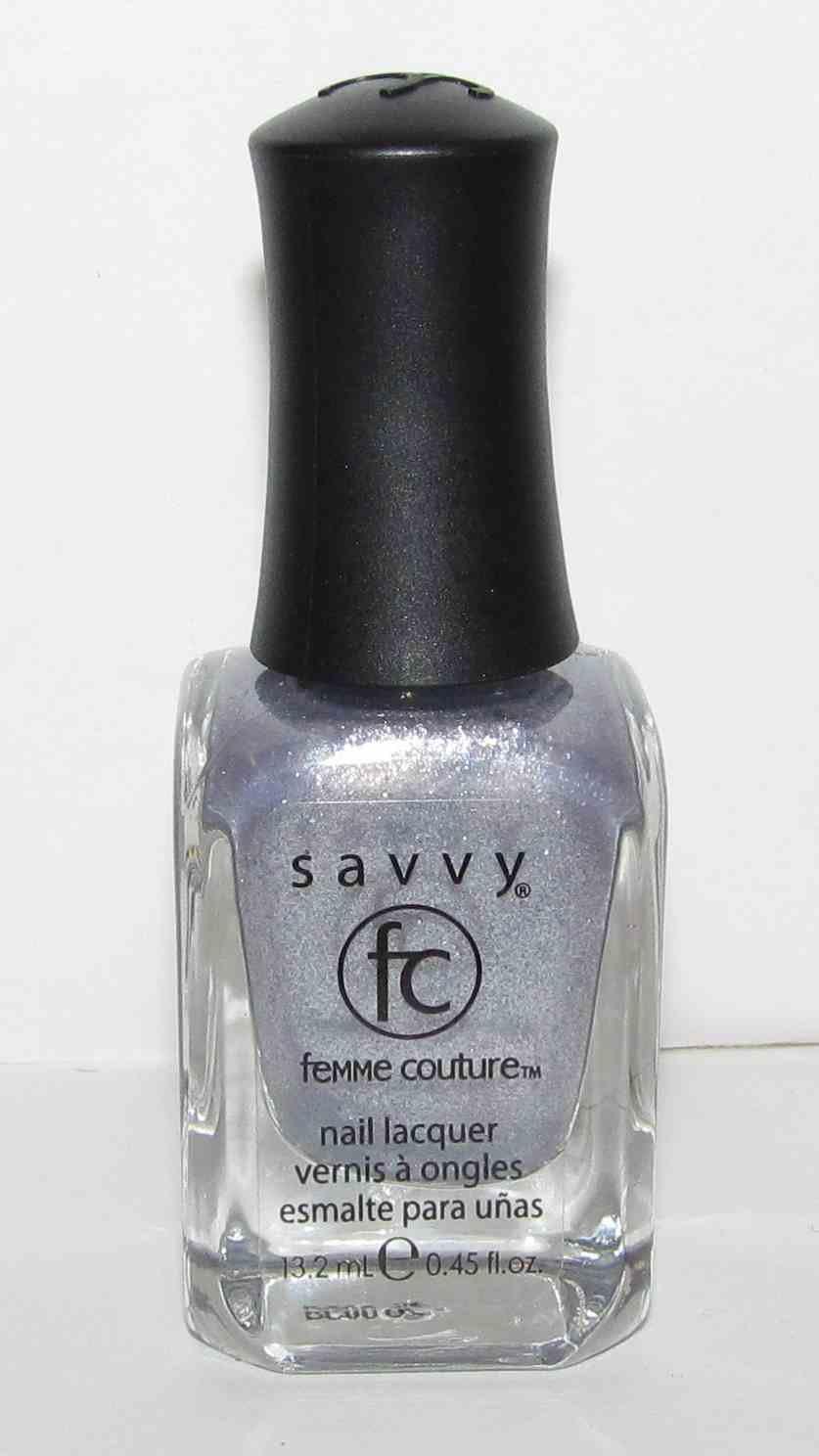 Savvy Nail Polish - Knightly Armour