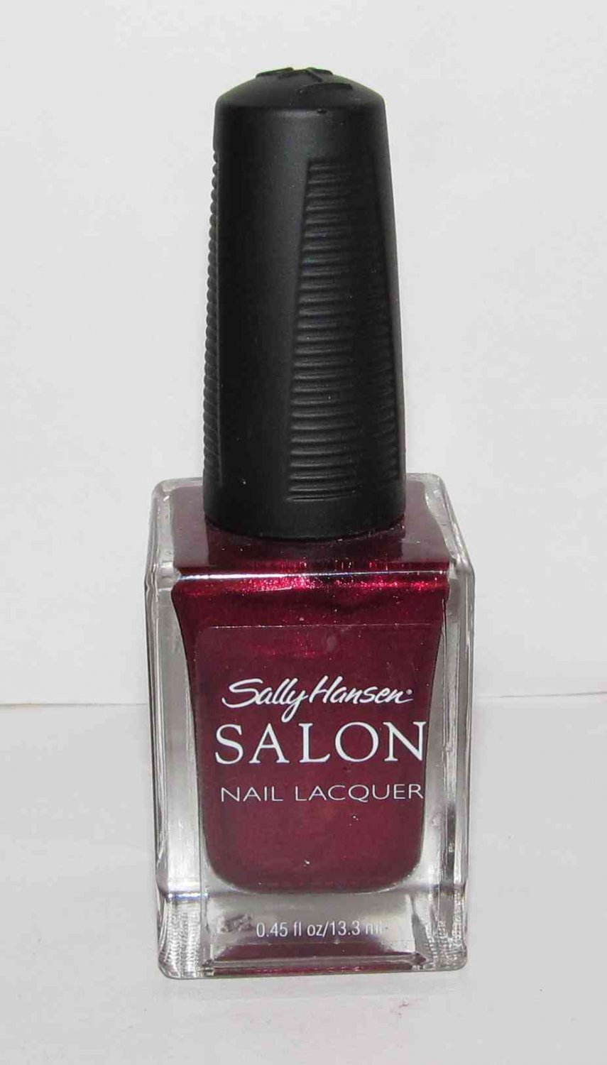 Sally Hansen Nail Polish - Salon - Wine Not?