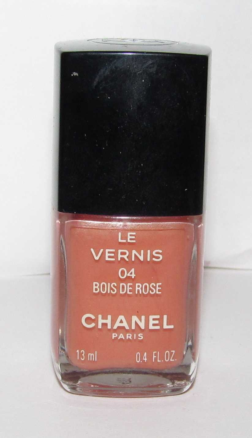 CHANEL Nail Polish - Bois de Rose 04 VHTF RARE