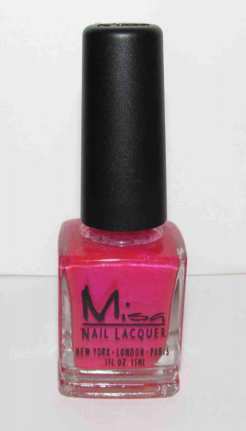 Misa Nail Polish - Looking For Trouble - NEW